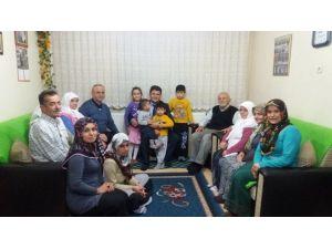 Şahin Ev Ziyaretlerini Sürdürüyor