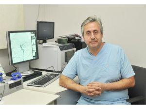 'Kesilecek' denilen bacaklar girişimsel radyolojiyle kurtuldu