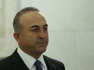 Dışişleri Bakanı Çavuşoğlu: Saldırılar ne insaniyete ne de insanlık vicdanına sığar