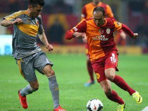 Galatasaray, Kayserispor İle 39. Randevuda