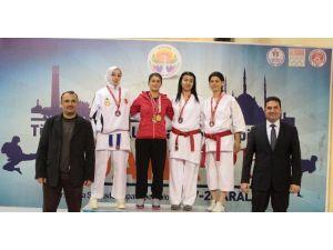 Arzu Koç Bayram Türkiye Şampiyonu Oldu