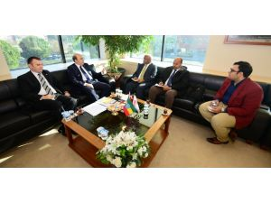 Büyükelçi Workneh: Türkiye, kahvesini Etiyopya'dan alsın
