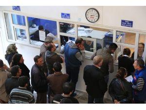Milas'ta Ehliyet Telaşı