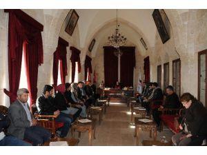 SOHRAM-DER Üyeleri Noeli Mardin'e Kutladı