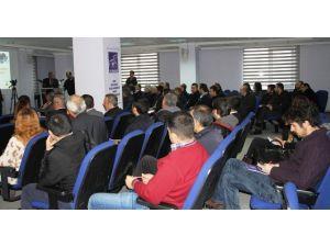 SMMMO'da 'AR-GE Teknokent Faaliyetlerine Sağlanan Vergisel Teşvikler' Semineri