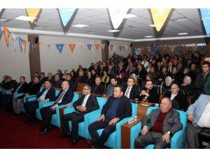 AK Parti Ünye İlçe Danışma Toplantısı