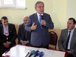 Mehmet Ali Şahin'den HDP'ye sert eleştiri