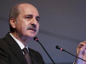 Başbakan Yardımcısı Kurtulmuş: Küresel göç 3. Dünya Savaşı'ndan daha büyük tehdit olacak