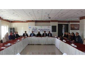 Beyazay Derneği Bölge Toplantısı Adıyaman'da Gerçekleştirildi
