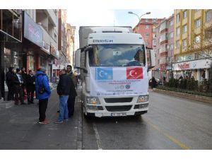 Bozüyük, Bayır-bucak Türkmenlerine Kardeşliğini Gösterdi