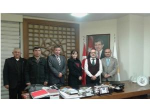 Dağ-der'den AK Parti Osmangazi Teşkilatına Ziyaret