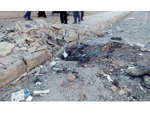 Derik'te Polise Bombalı Saldırı
