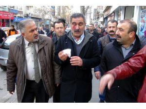 Malatya'da protesto gerginliği: 5 yaralı