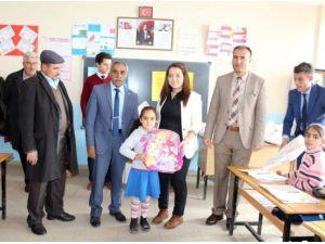 Koç Üniversitesi Gönüllülerinden Bulanık'a Yardım