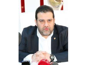Üzülmez, Adanaspor Maçına Takımın Başında Çıkacak