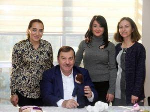 Başkan Kadıoğlu, Haneder'i Ziyaret Etti
