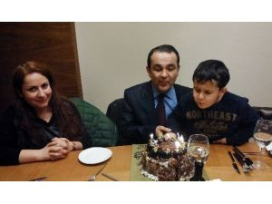 Profesör Doktor Murat Aladağ Tötm'deki 25. Yılını Kutladı