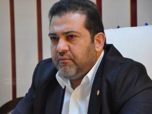 Vartaş Elazığspor'da başkan, Üzülmez'in istifasını gündemlerine almamış