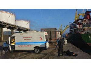 İnebolu Limanı'nda Güvenlik Tatbikatı