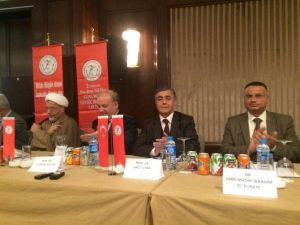 Prof. Dr Hacı Duran, Uluslar Arası Konferansta Konuştu