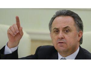 Rus Spor Bakanı: Uçak krizi ülkemizdeki Türk sporcuların kariyerine yansımaz