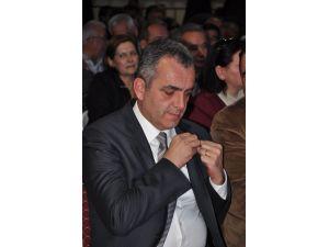 CHP Antalya İl Başkanlığı'na Semih Esen seçildi