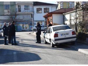Başkent'te İlginç Oto Hırsızlığı