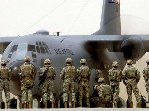 'ABD'den DAEŞ mevzilerine indirme operasyonu' iddiası