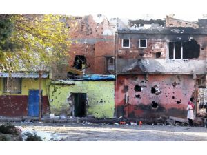 Sur'da sokağa çıkma yasağı 26'ncı güne girdi