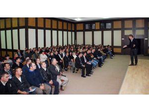 Antalya'da 249 Özel Güvenlik Görevlisine Dolandırıcılık Eğitimi