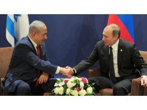 """""""Putin'in özel temsilcisi, İsrail'e gizli ziyaret yaparak Suriye'yi görüştü"""""""