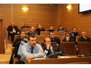Büyükşehir Zabıtası'na Kabahatler Kanunu Eğitimi Verildi