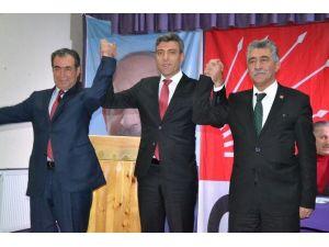 CHP Ardahan'ın Yeni İl Başkanı Yalçın Taştan Oldu