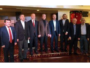"""Mehdi Eker: """"AK Parti Zihniyeti, 150 Yıldır Yürütülmekte Olan Bir Mücadelenin Kodlarında Gizli"""""""