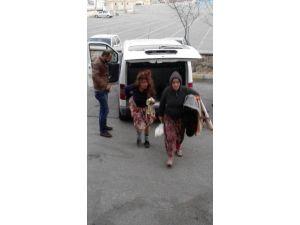 Niğde' 5 Tırnakçı Kadın Yakalandı