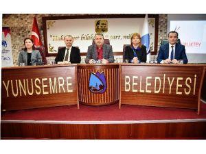 Yunusemre Belediye Başkanı Mehmet Çerçi: