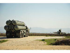 Rusya: S-400'ler Suriye hava sahasını düzene soktu