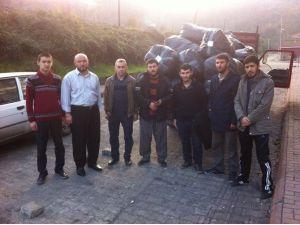 Zonguldak'tan Bayırbucak Türkmenlerine Destek