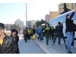 Büyükşehir'den Şanlıurfaspor Taraftarına Otobüs Desteği