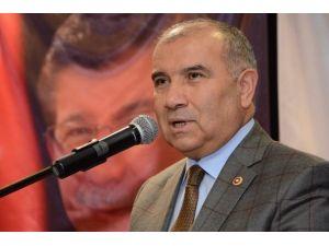 Enerji Ve Tabii Kaynaklar Bakan Yardımcısı Ali Rıza Alaboyun Afyonkarahisar'da