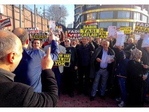 Capris Gold mağdurları, haklarını talep etti