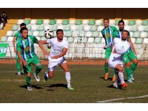 Muğlaspor: 3 - Yeşilköyspor: 0
