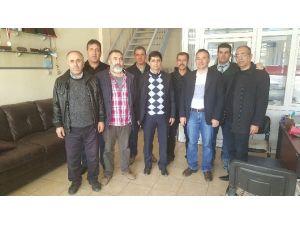 Agad Yönetimi Besni İlçesinde Bir Araya Geldi