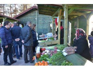 Organik Ürün Pazarı