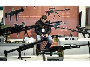 Silah ihracatında ABD birinci, Rusya ikinci