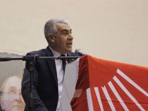 Bayram İnci CHP İl Başkanı Oldu