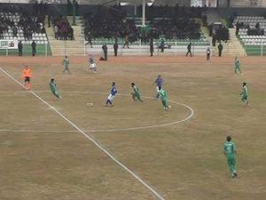 Kırşehirspor Evinde 2-1 Kaybetti
