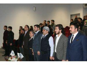 Eskişehir'de Türkmenler Konuşuldu