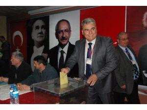 CHP'nin Bartın İl Kongresi Tartışmalar Arasında Yapıldı