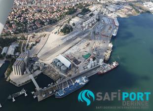 Derince Limanı, 350 milyon dolarlık ek yatırımla 3 kat büyütülecek